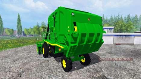 John Deere 7760 pour Farming Simulator 2015