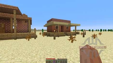 WILD WEST Survival für Minecraft