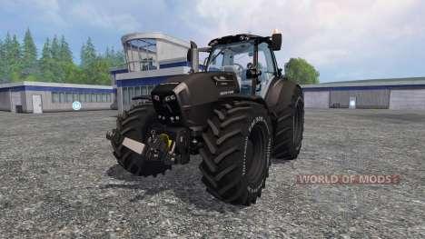 Deutz-Fahr Agrotron 7250 Warrior v2.0 für Farming Simulator 2015