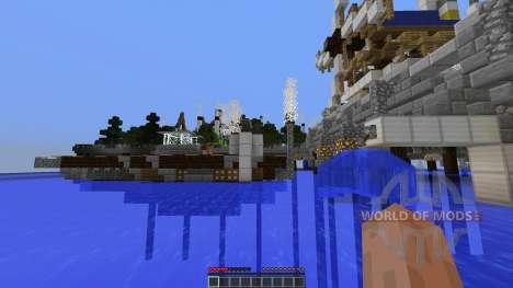 Mechanic City für Minecraft