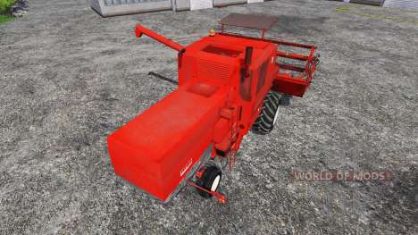 Bizon Z056 v1.0 für Farming Simulator 2015