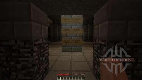 SLENDER Sanatorium map pour Minecraft