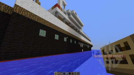 SS Nordic pour Minecraft