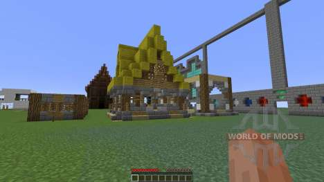 The East Mansion für Minecraft