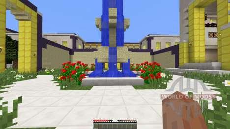 Templu TripluX pour Minecraft