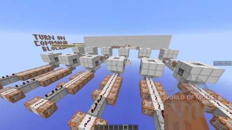 Ghost Squadron Minecraft PvP Minigame für Minecraft