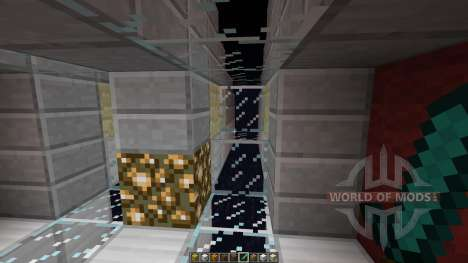 USS Revelation Earth Space Command Vessel pour Minecraft