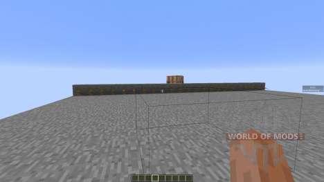 Explosive Spleef pour Minecraft