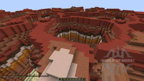 Taiga Veins Biome pour Minecraft