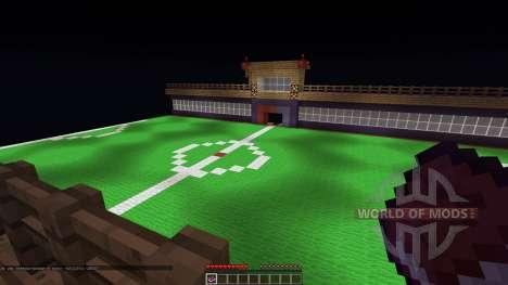 Soccer V2 pour Minecraft