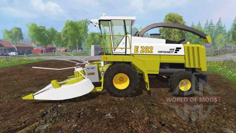 Fortschritt E 282 v1.1 pour Farming Simulator 2015