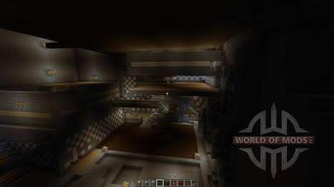 Castle Aethra für Minecraft