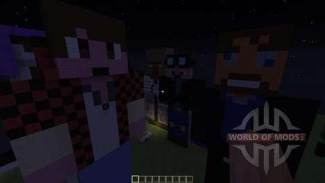 Statues für Minecraft