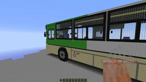 Bus pour Minecraft
