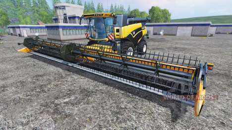 Caterpillar Lexion 590R für Farming Simulator 2015