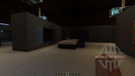 Costa Ultramodern House für Minecraft