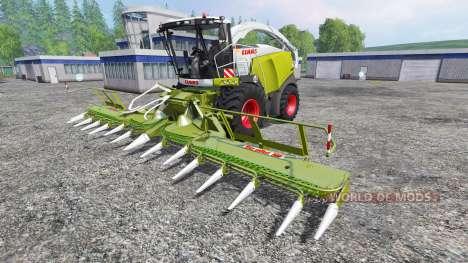 CLAAS Jaguar 980 v2.0 pour Farming Simulator 2015
