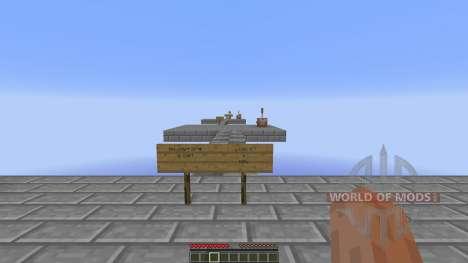 The 4 Challanges für Minecraft
