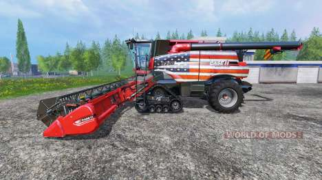 Case IH Axial Flow 9230s v1.2 für Farming Simulator 2015