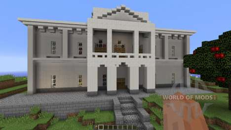 Traditional Hungarian Mansion pour Minecraft
