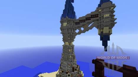 Wizard Tower für Minecraft