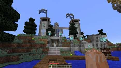 Eshkana Bay für Minecraft