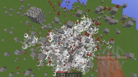 ENDLESS pour Minecraft