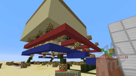 Mob Arena 1.0 pour Minecraft
