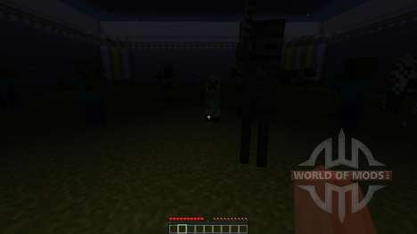 Endless Mob Wave Endless Mob Arena pour Minecraft