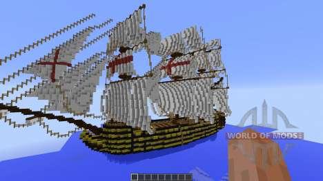 Royal Navy für Minecraft