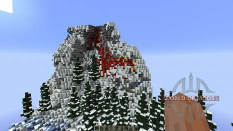 Aegea Valora pour Minecraft