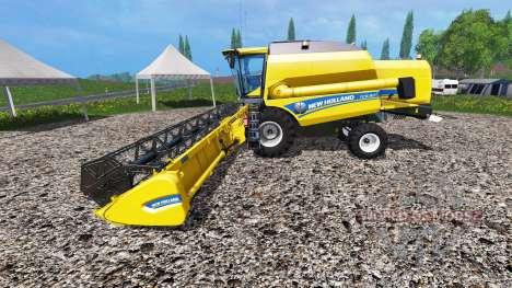 New Holland TC5.90 v1.1 pour Farming Simulator 2015