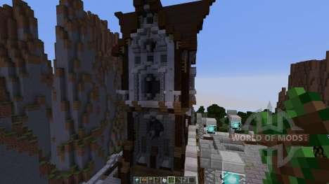Valley of the Paladins für Minecraft