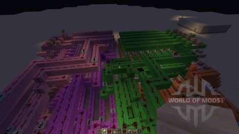 12 hour digital clock pour Minecraft