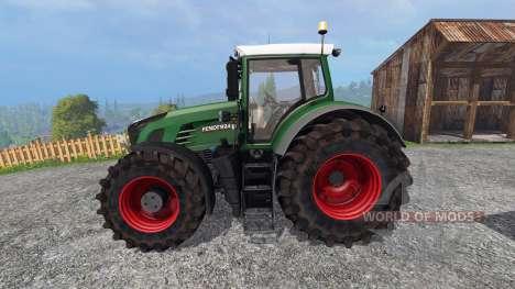 Fendt 924 Vario v3.0 für Farming Simulator 2015