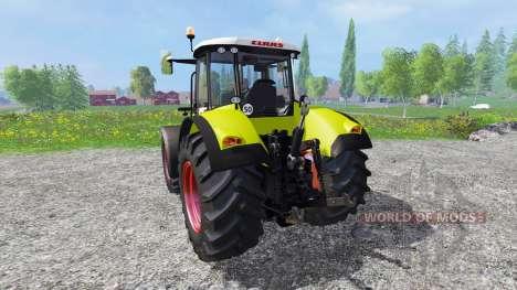 CLAAS Arion 640 pour Farming Simulator 2015
