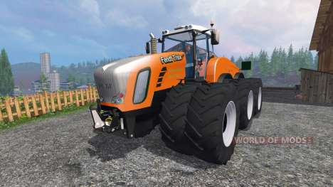 Fendt TriSix Vario double wheels v2.0 pour Farming Simulator 2015