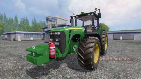 John Deere 8530 [washable] für Farming Simulator 2015
