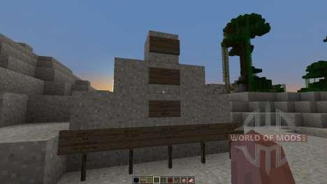 Zombie Apocalypse für Minecraft