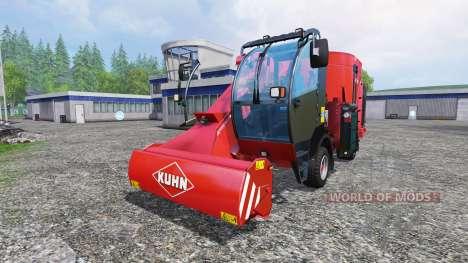 Kuhn SPV 48 für Farming Simulator 2015