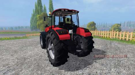 Biélorussie-3522 v1.1 pour Farming Simulator 2015