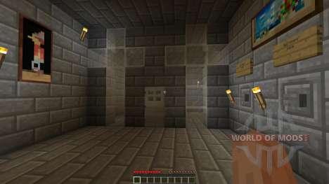 New Mine-Killer Map Saga für Minecraft