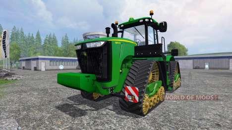 John Deere 9560RX pour Farming Simulator 2015