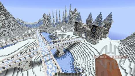 The Division 3 pour Minecraft
