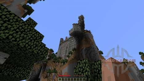 Castle Wars 2 für Minecraft
