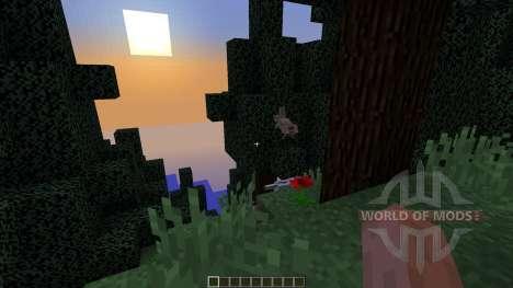 The 5 mountains für Minecraft
