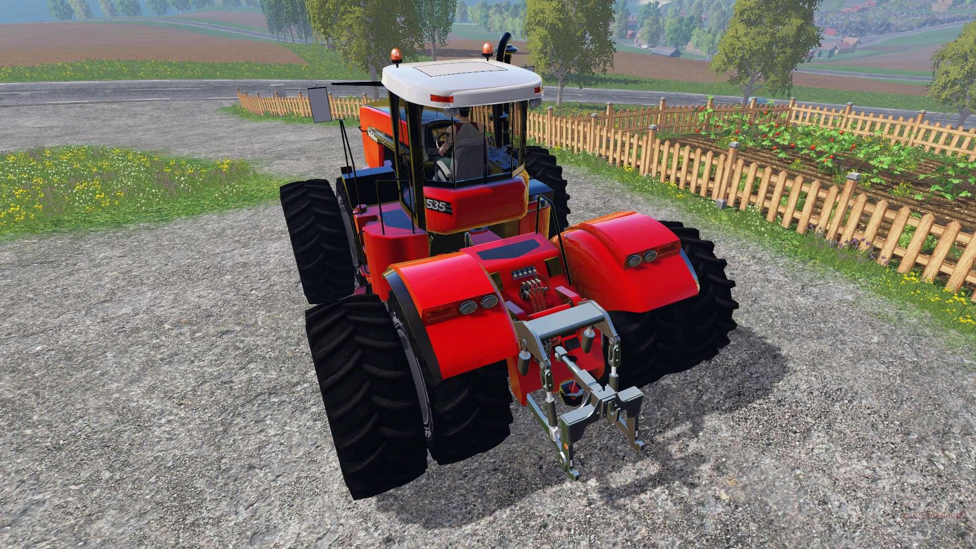 roues de tracteur agricole - photo #48