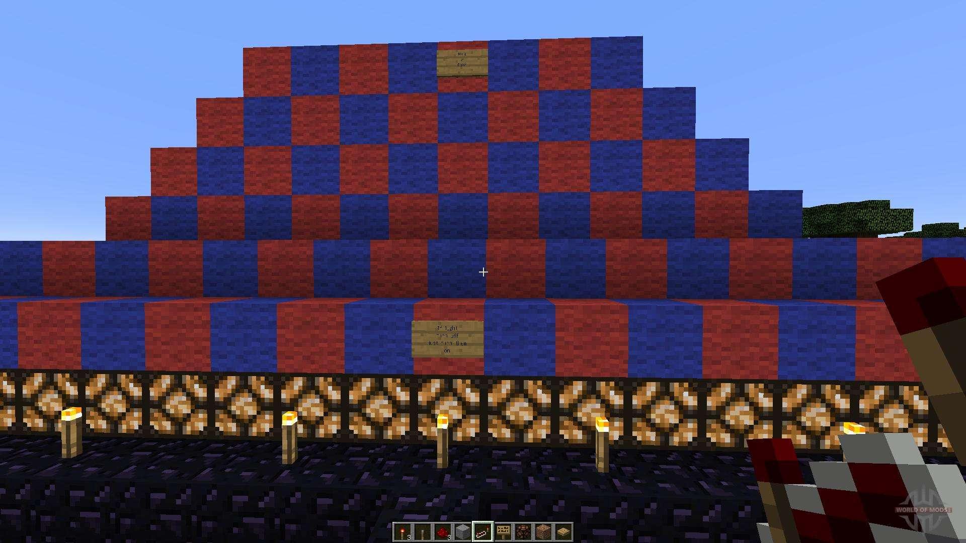 Minecraft Karte Machen.Minecraft Schnellbau Herausforderung Karte Download