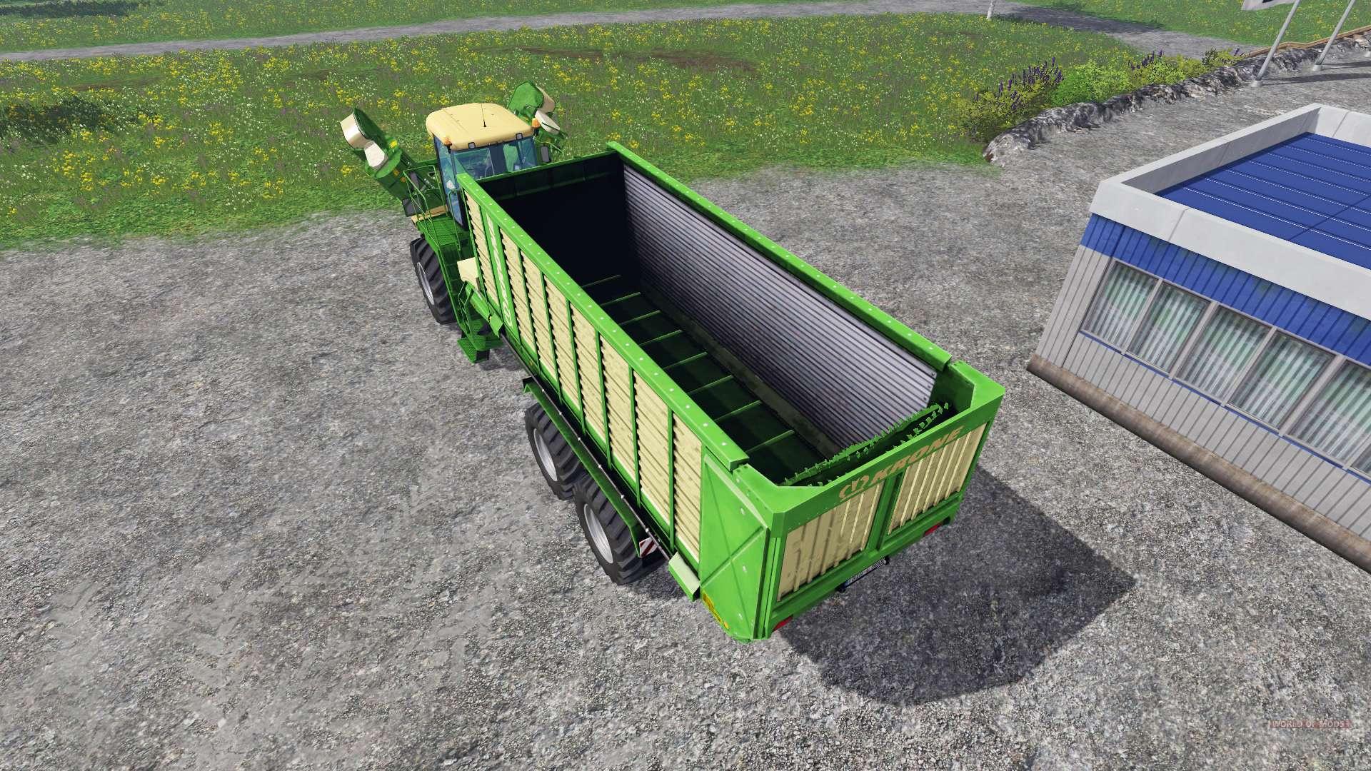 krone big l500 f r farming simulator 2015. Black Bedroom Furniture Sets. Home Design Ideas