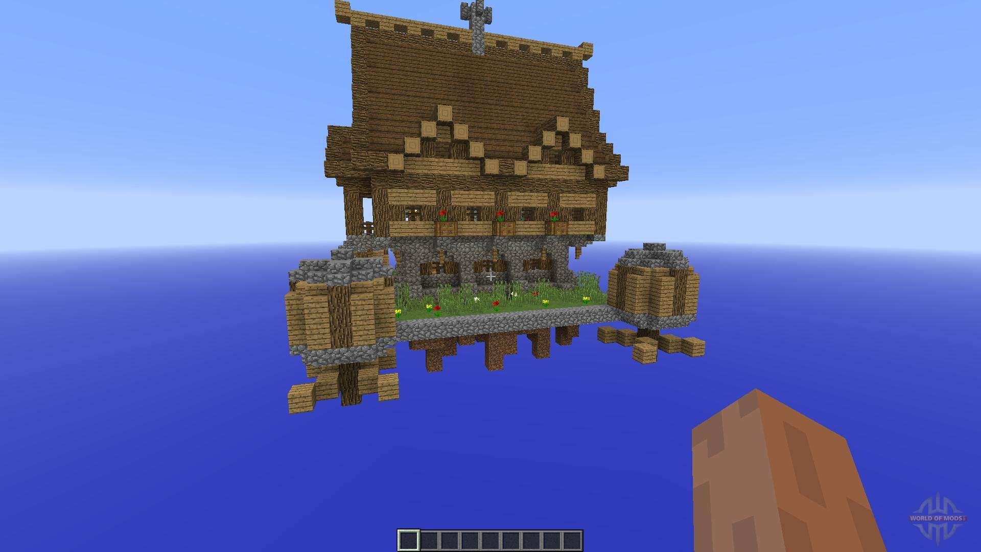 Steampunk House Pour Minecraft